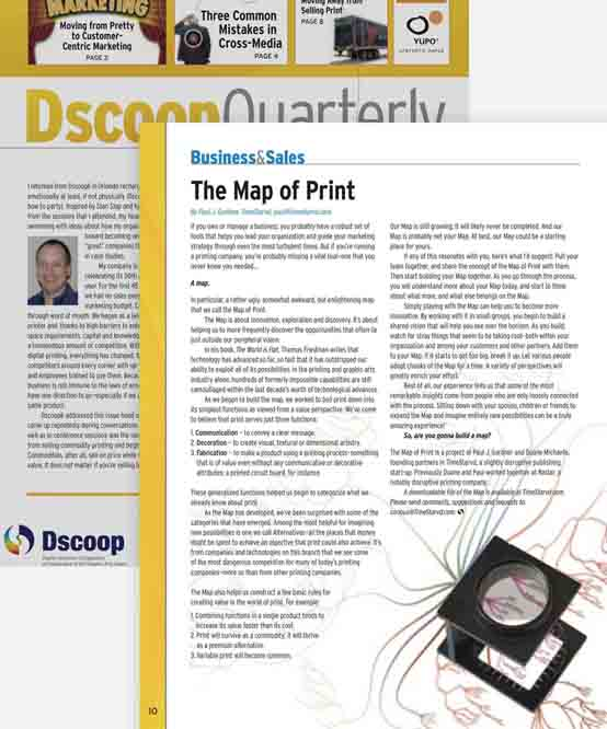 DSCOOP Quarterly - May 2011